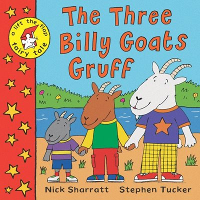 Book cover for The Three Billy Goats Gruff